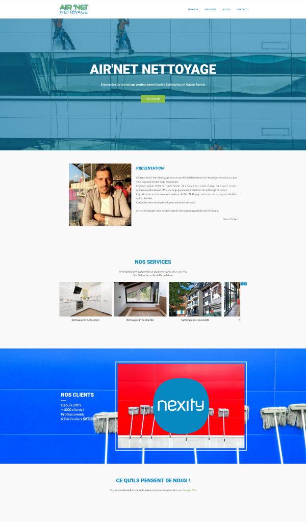 Mon nouveau site