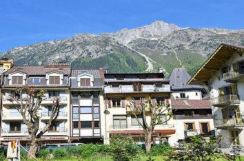Chamonix residence armancette exterieur