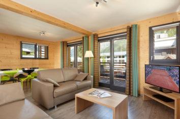 Chamonix residence de l'Arve chambre