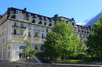 Résidence Mont-Blanc extérieur